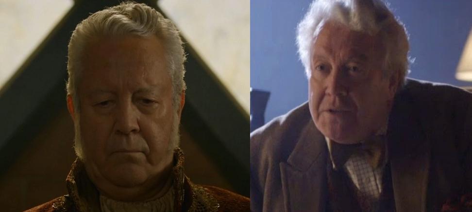 50 актеров, которые были и в «Игре престолов», и в «Докторе Кто» 14