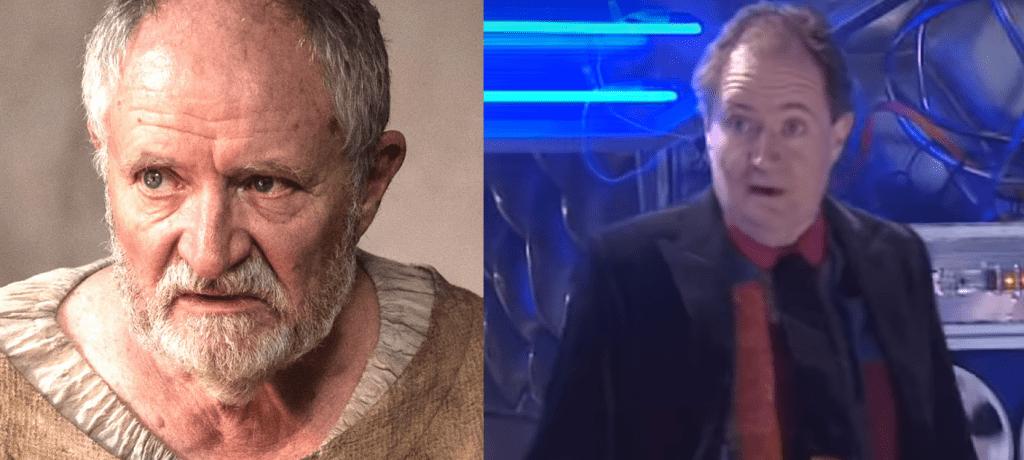 50 актеров, которые были и в «Игре престолов», и в «Докторе Кто» 16