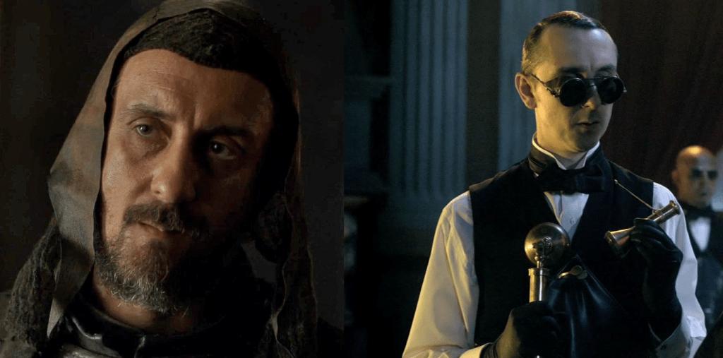 50 актеров, которые были и в «Игре престолов», и в «Докторе Кто» 53