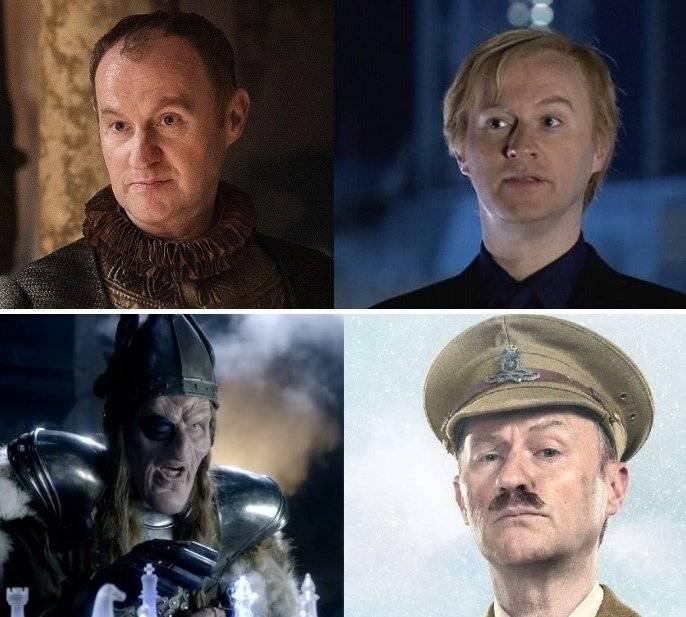 50 актеров, которые были и в «Игре престолов», и в «Докторе Кто» 22