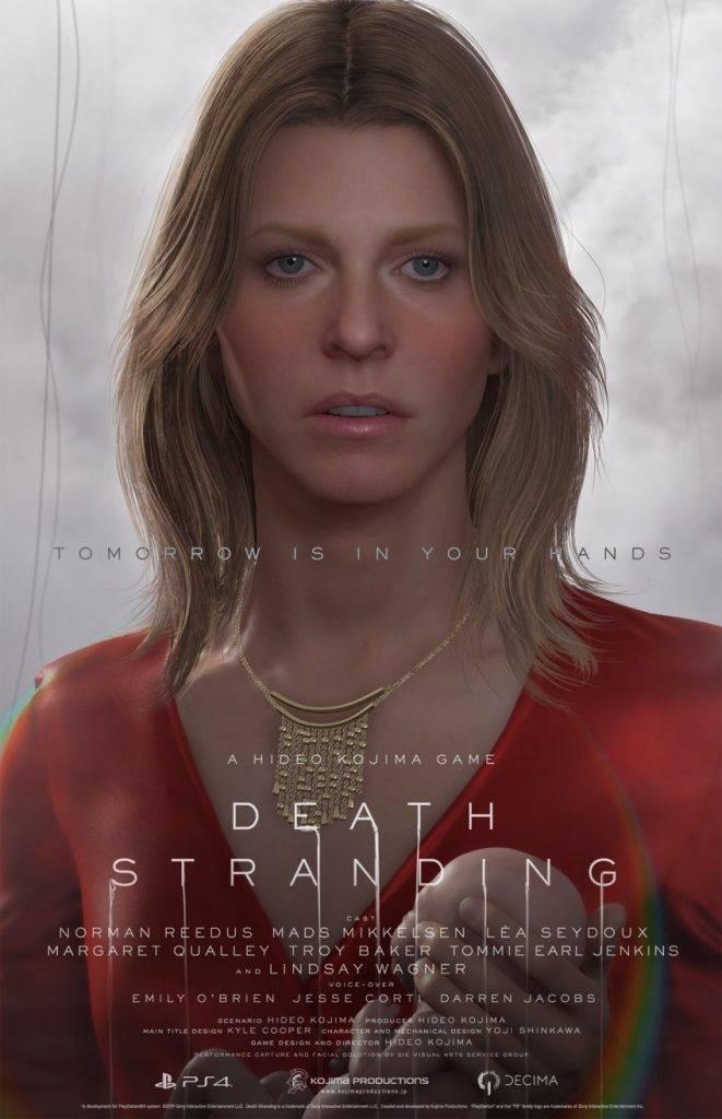 Sony показала геймплей и объявила дату выхода Death Stranding — 8 ноября 2