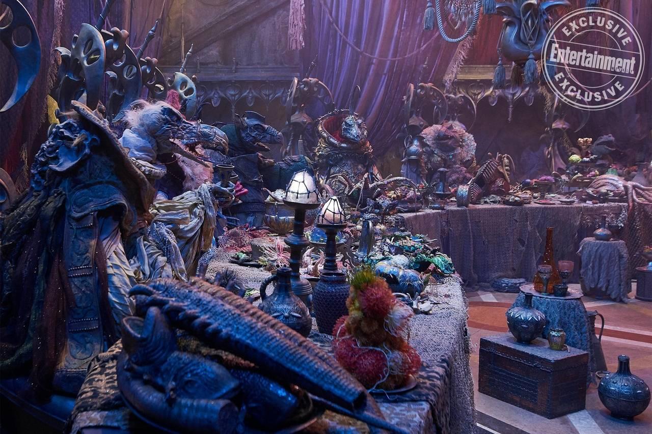 Первые кадры из кукольного сериала «Тёмный кристалл: Эпоха сопротивления» 7