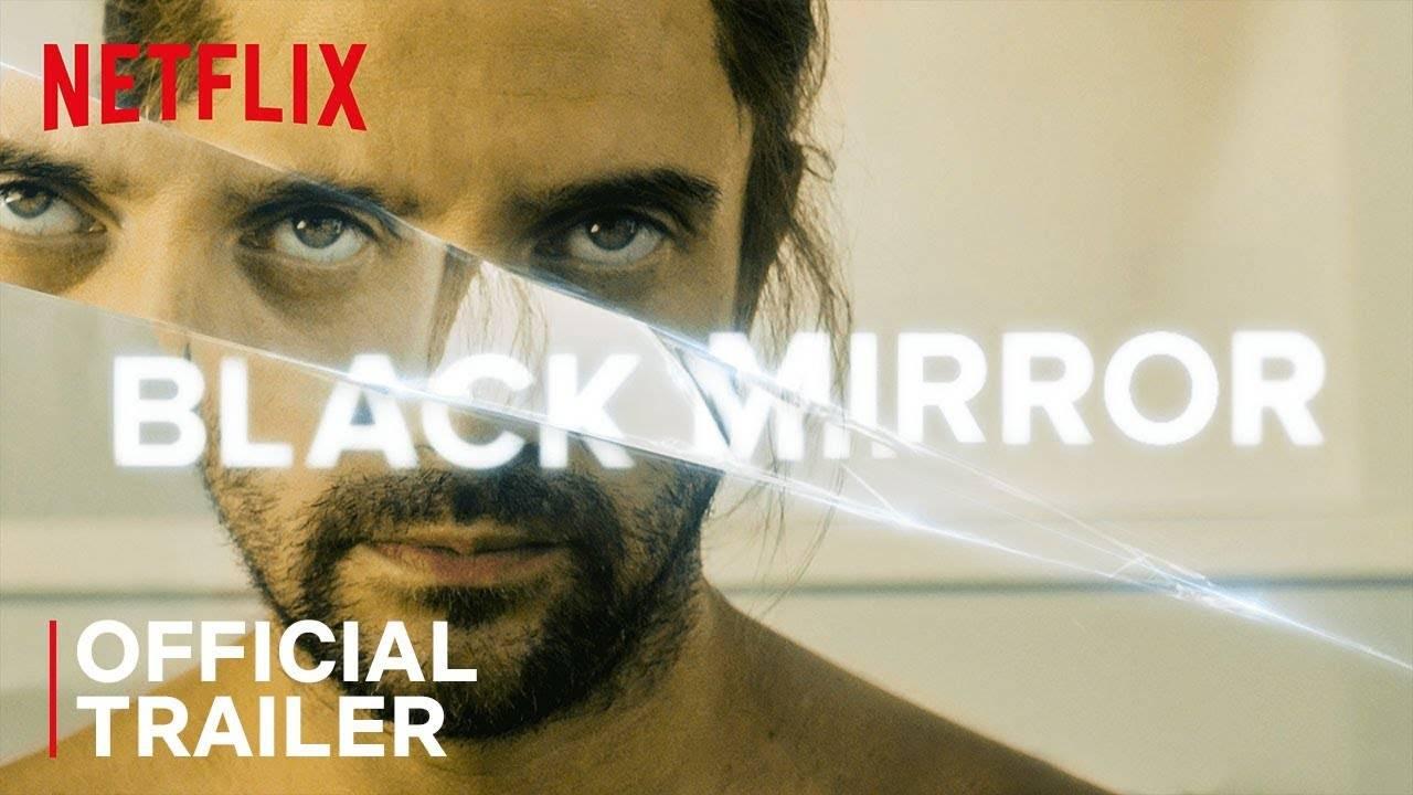 Первый трейлер пятого сезона «Чёрного зеркала» —в нём будет три эпизода