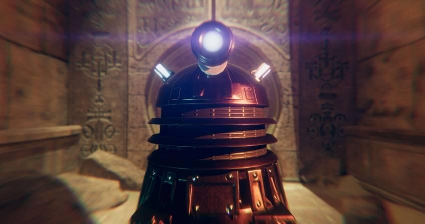 PlayStack выпустит VR-игру по вселенной «Доктор Кто» 1