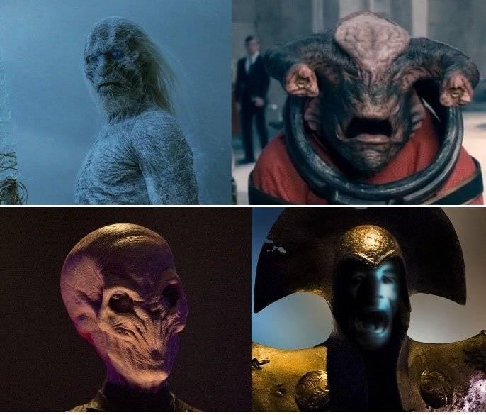 50 актеров, которые были и в «Игре престолов», и в «Докторе Кто» 31