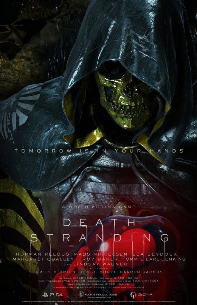 Sony показала геймплей и объявила дату выхода Death Stranding — 8 ноября 3