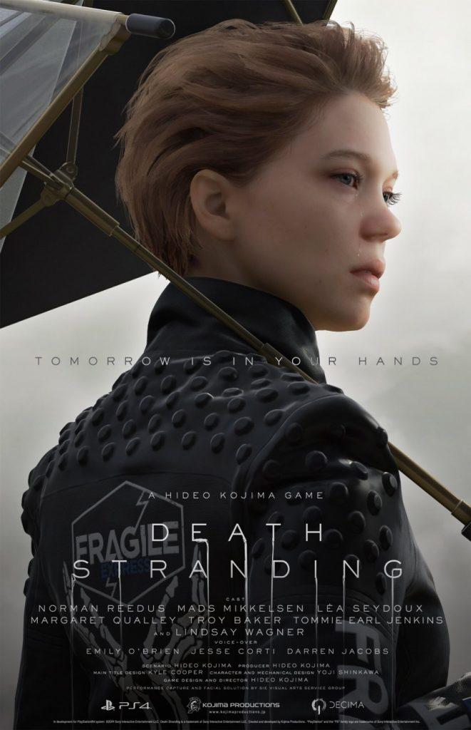 Sony показала геймплей и объявила дату выхода Death Stranding — 8 ноября 4
