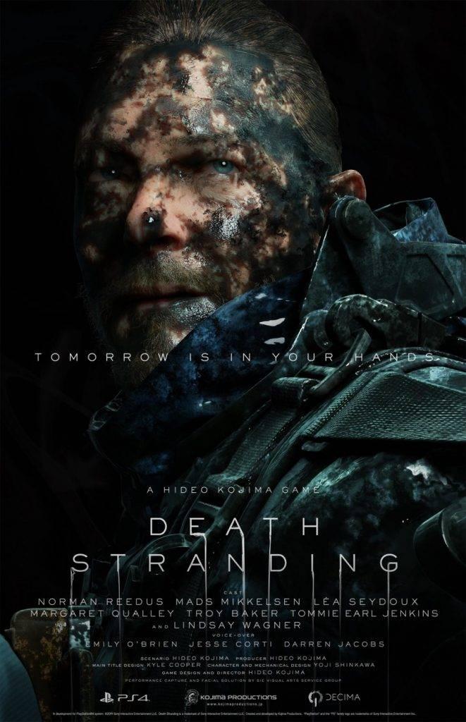 Sony показала геймплей и объявила дату выхода Death Stranding — 8 ноября 5