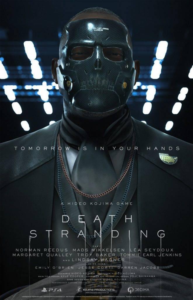 Sony показала геймплей и объявила дату выхода Death Stranding — 8 ноября