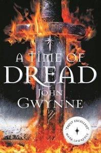 Джон Гвинн A Time of Dread: начало достойного эпического фэнтези-цикла