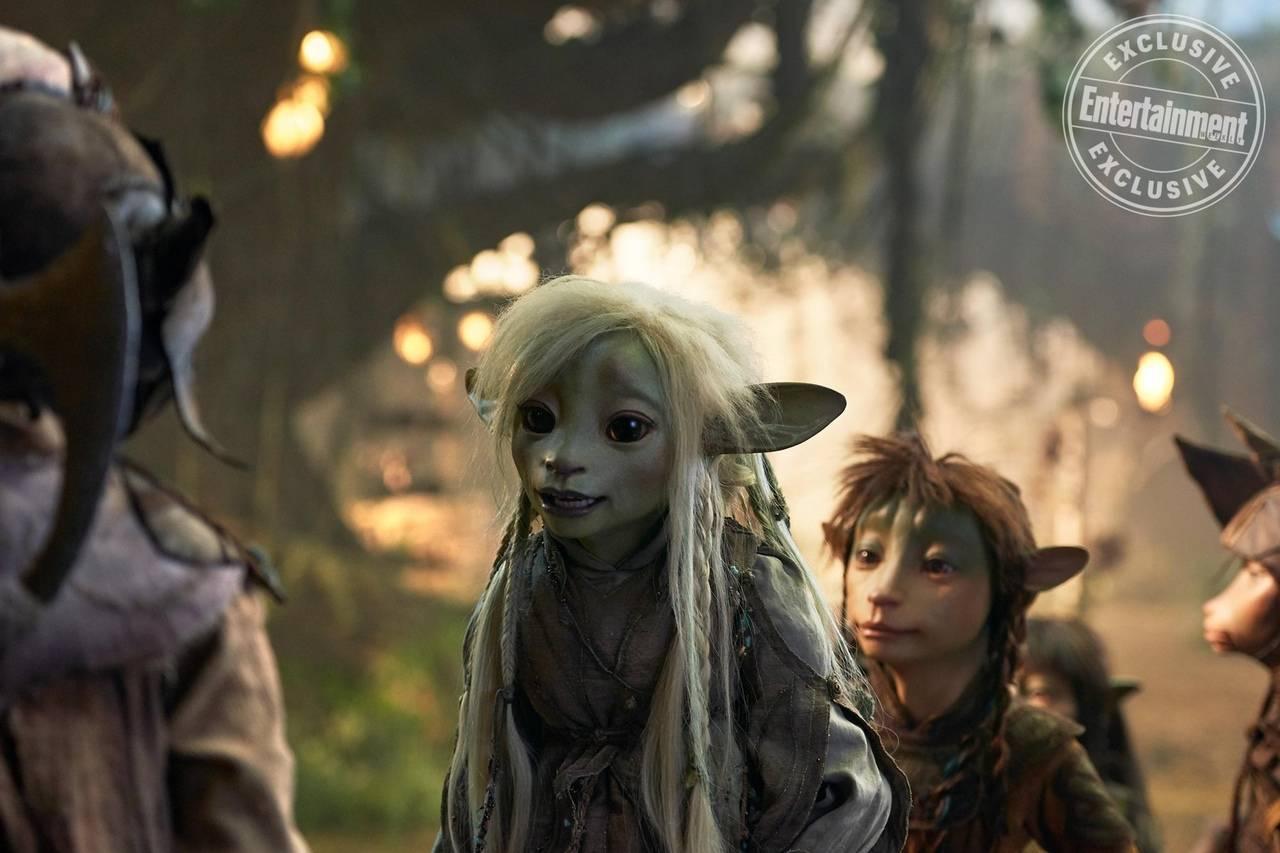 Первые кадры из кукольного сериала «Тёмный кристалл: Эпоха сопротивления» 5