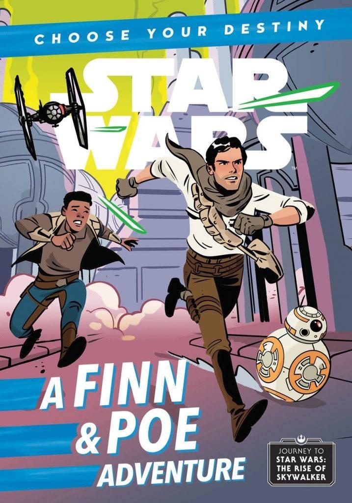 Lucasfilm представила сопутствующие книги к выходу девятого эпизода «Звёздных войн» 8