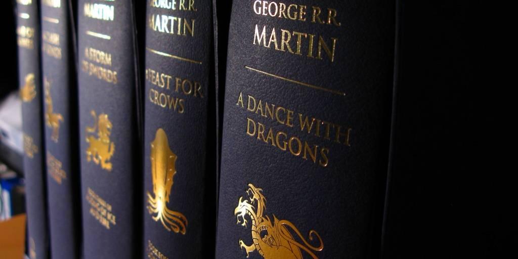 Йен Макэлхинни: Джордж Мартин уже дописал шестую и седьмую книги