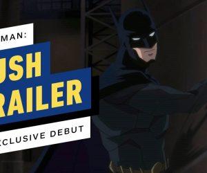 Вышел трейлер полнометражного мультфильма «Бэтмен: Тихо!»