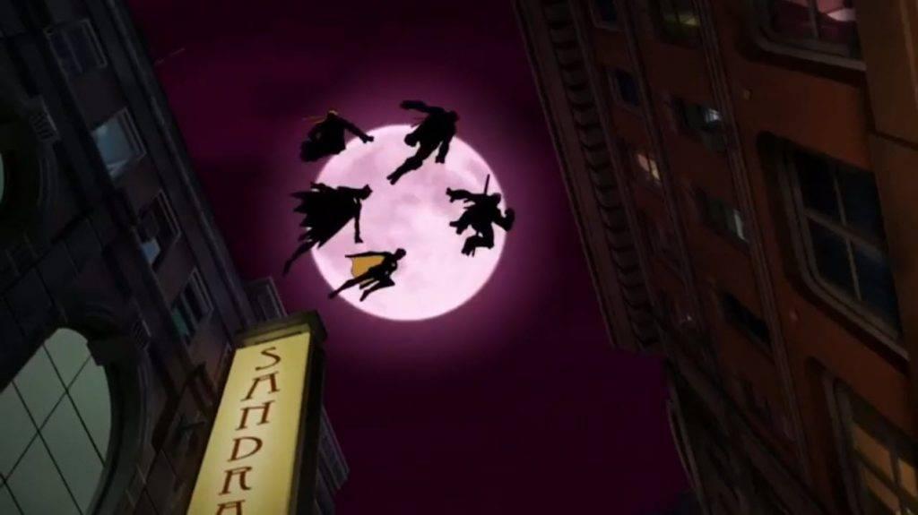 Бэтмен против Черепашек-ниндзя. Да, этот фильм реально сняли! 10