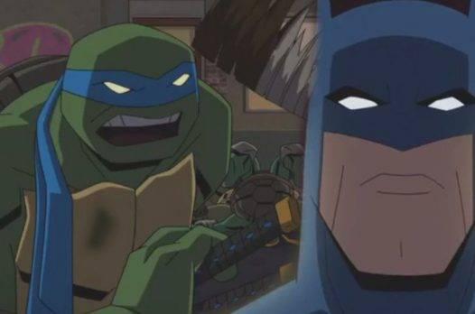 Бэтмен против Черепашек-ниндзя. Да, этот фильм реально сняли! 2