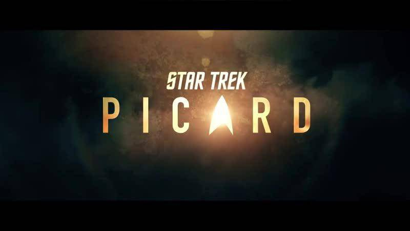 Первый тизер сериала о Жане-Люке Пикаре из «Звёздного пути» 2