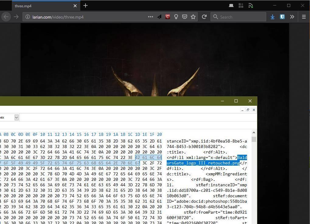 На сайте студии Larian появился логотип с цифрой «3» — в его коде нашли упоминание вселенной Baldur's Gate 1