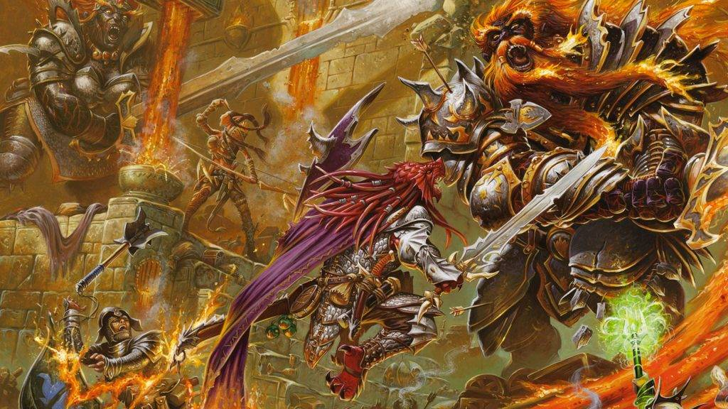 Все книги Dungeons & Dragons 5 редакции: миры, приключения и дополнения 5