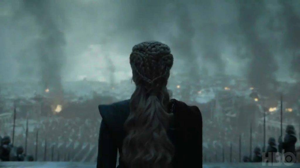 «Игра престолов» 8.05. «Колокола»: Дейенерис, беспощадная ты стерва! 5
