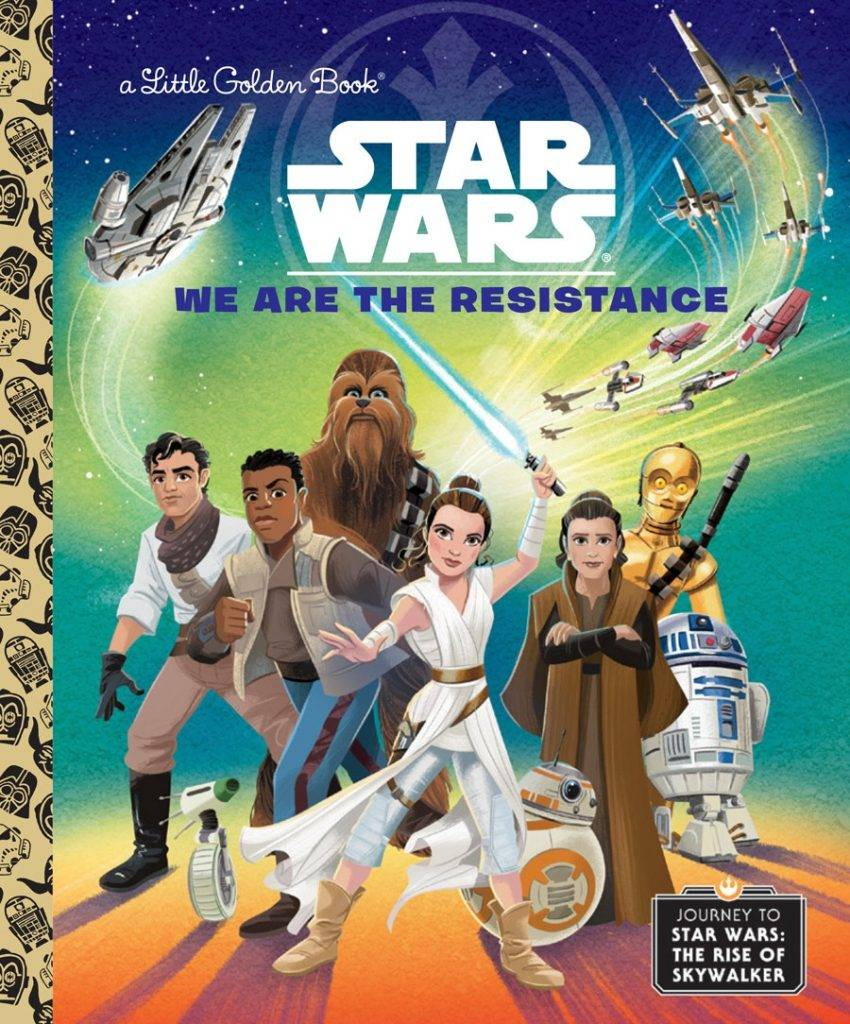 Lucasfilm представила сопутствующие книги к выходу девятого эпизода «Звёздных войн» 9