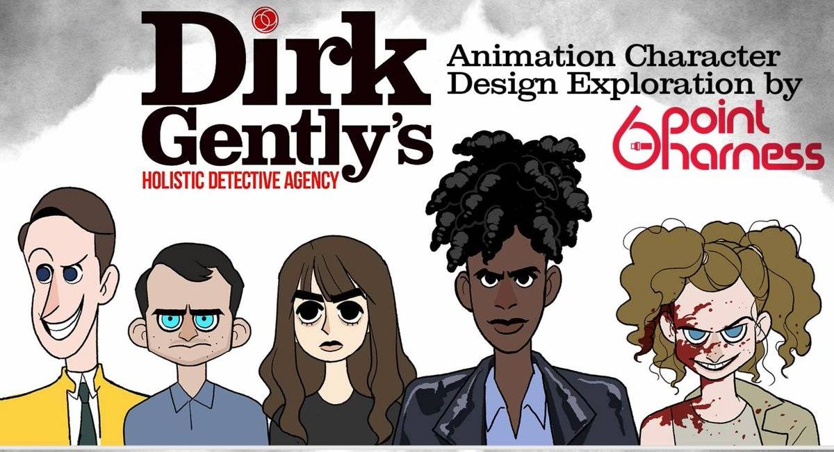 Автор сериала «Детективное агентство Дирка Джентли» подтвердил разработку анимационного спин-офф