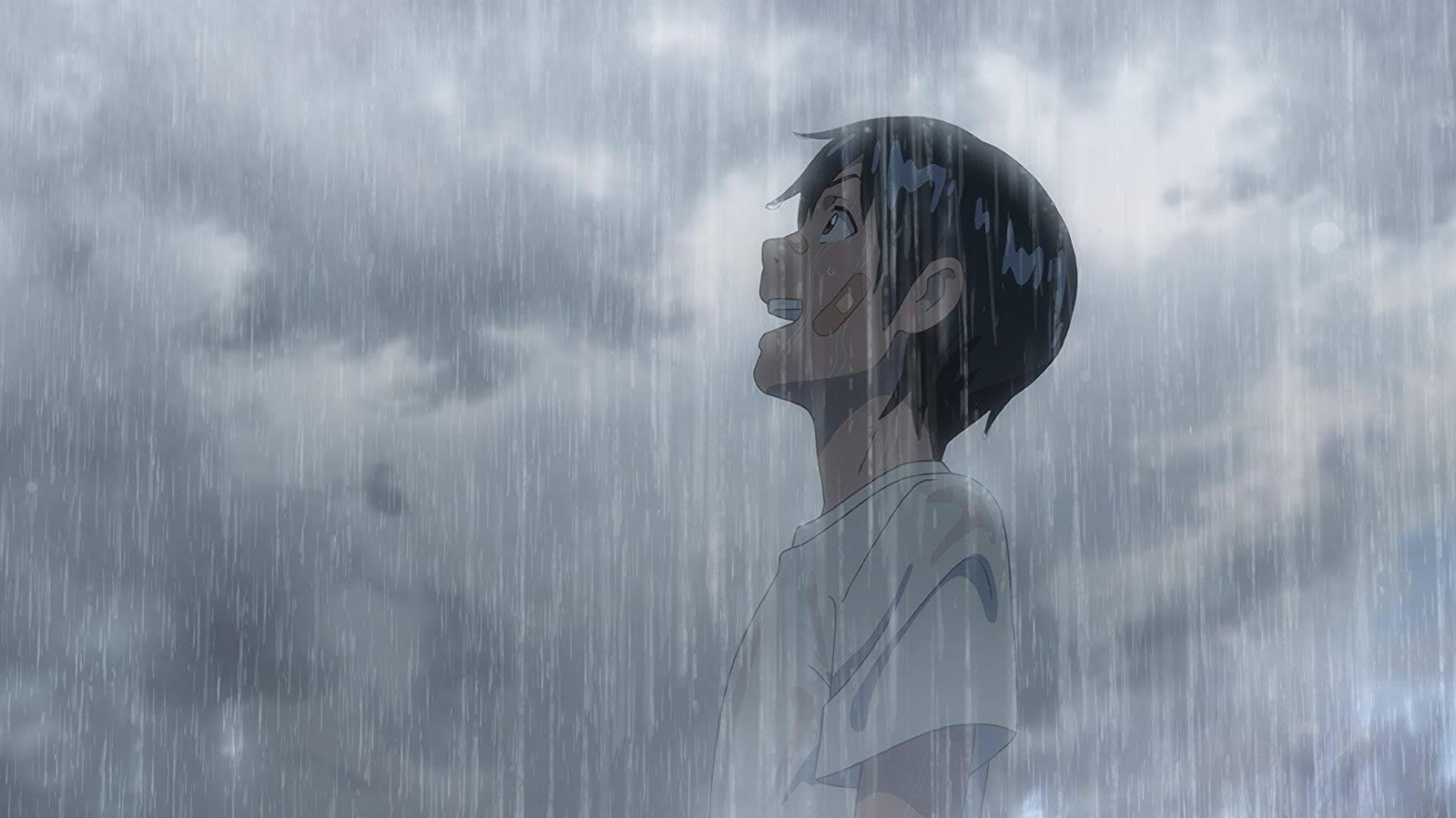 Трейлер «Дитя погоды» — новой работы Макото Синкая 2