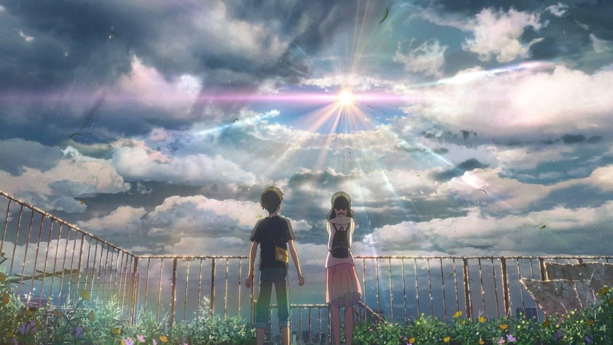 Трейлер «Дитя погоды» — новой работы Макото Синкая 3