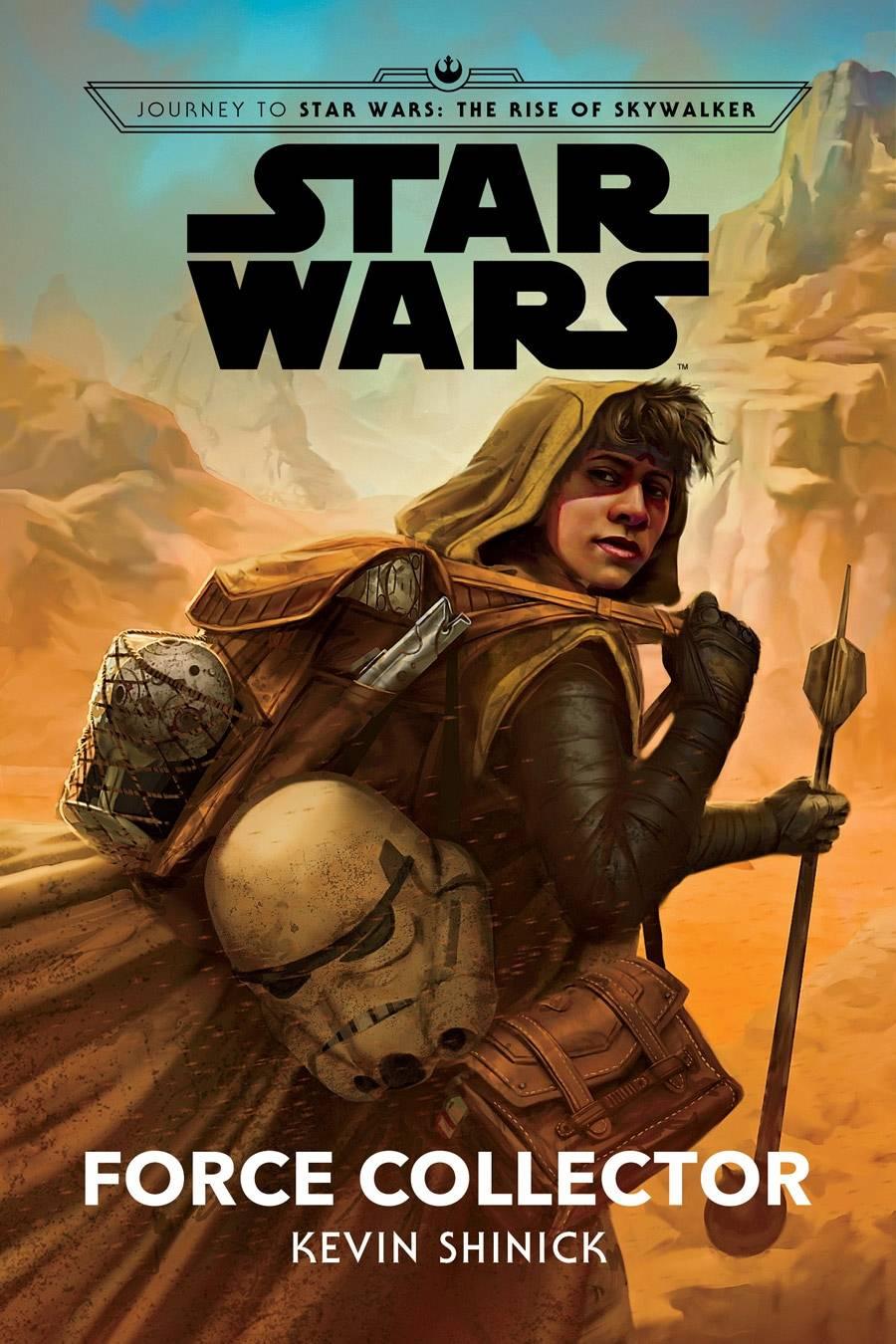Lucasfilm представила сопутствующие книги к выходу девятого эпизода «Звёздных войн» 2