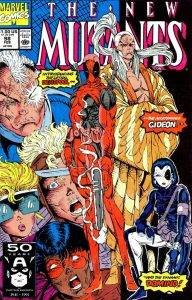 Новые комиксы на русском: супергерои Marvel и DC. Май 2019 года 11