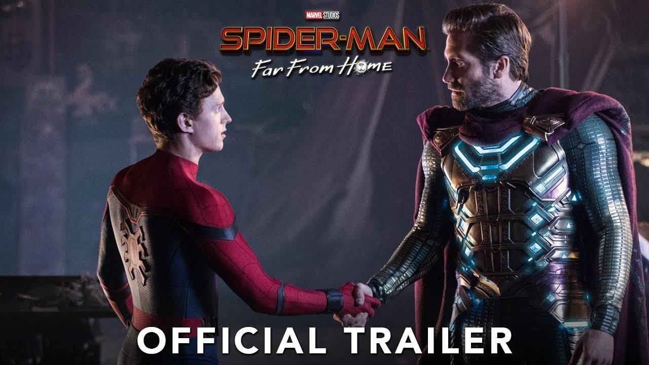 Второй трейлер «Человека-паука: Вдали от дома» спойлерит «Мстителей: Финал»