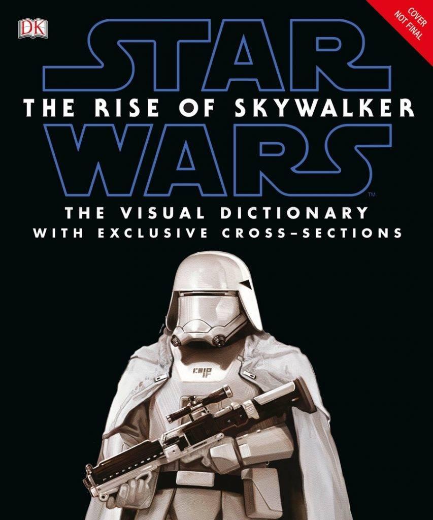 Lucasfilm представила сопутствующие книги к выходу девятого эпизода «Звёздных войн» 7