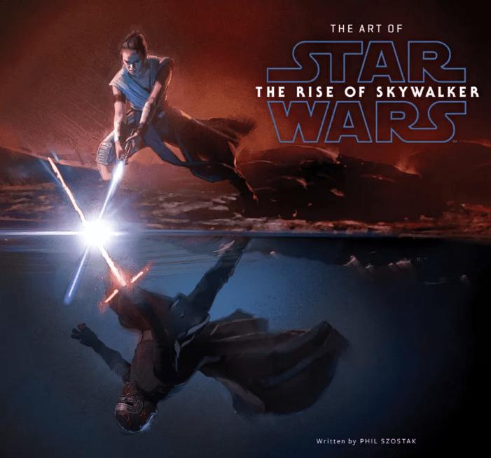 Lucasfilm представила сопутствующие книги к выходу девятого эпизода «Звёздных войн»
