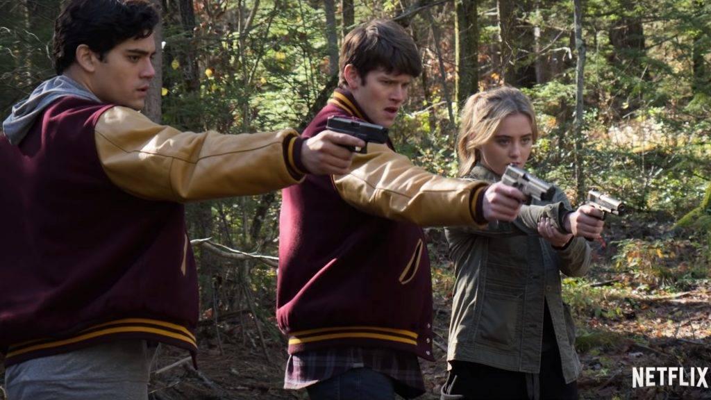 Сериал «Общество»: подростки строят коммунизм на Netflix