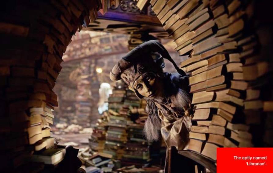 Первые кадры из кукольного сериала «Тёмный кристалл: Эпоха сопротивления» 4