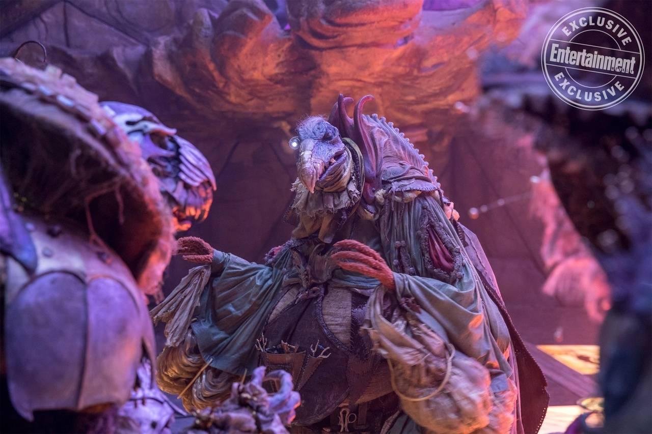 Первые кадры из кукольного сериала «Тёмный кристалл: Эпоха сопротивления» 9