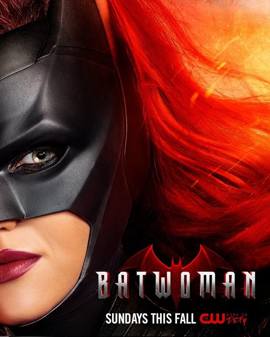 The CW выпустил первый трейлер «Бэтвумен» — нового сериала во вселенной «Стрелы» 1