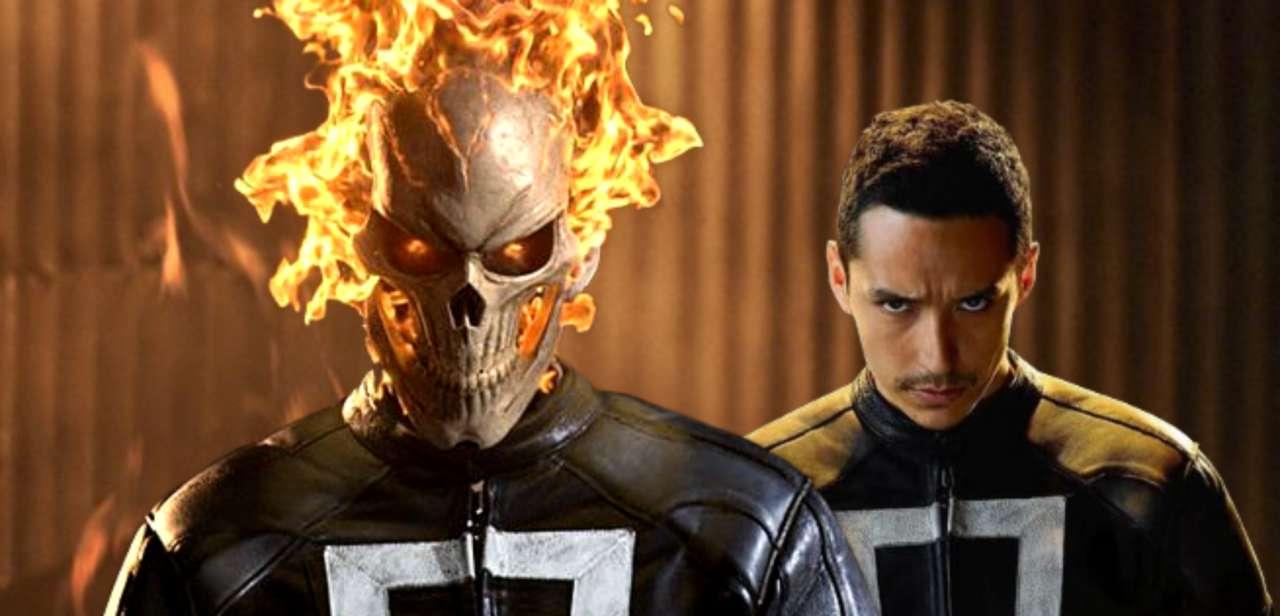 В 2020 году Marvel и Hulu выпустят сериалы про Призрачного гонщика и Сына Сатаны 1