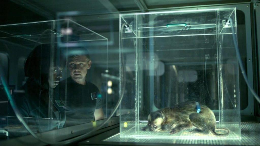 Штамм «Андромеда»: инопланетный вирус, породивший Майкла Крайтона 10