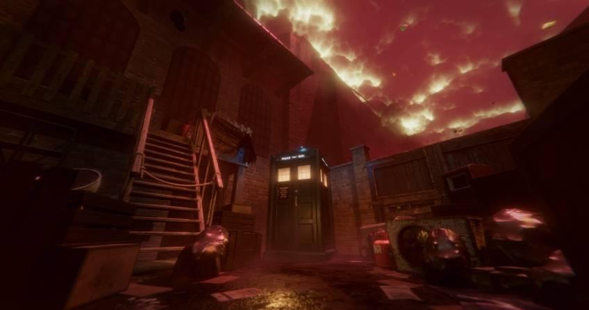 PlayStack выпустит VR-игру по вселенной «Доктор Кто» 5