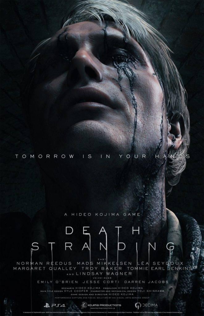 Sony показала геймплей и объявила дату выхода Death Stranding — 8 ноября 6