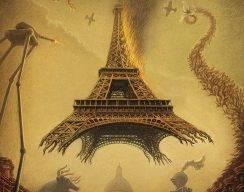 «Последние дни Нового Парижа»: фэнтези, странное даже для Чайны Мьевиля 1