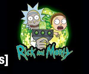 Четвёртый сезон «Рика и Морти»выйдет в ноябре
