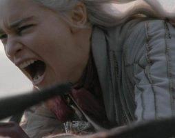 «Игра престолов» 8.05. «Колокола»: Дейенерис, беспощадная ты стерва!