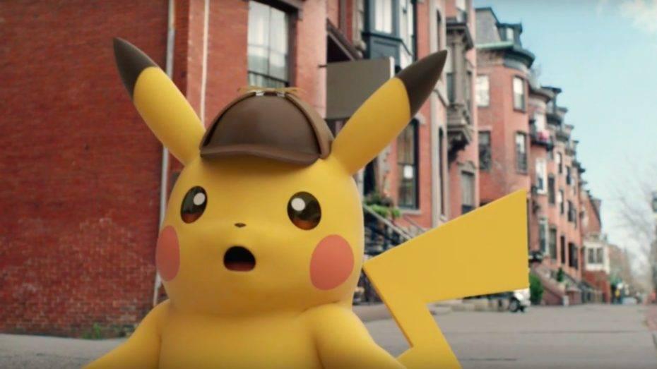 Анонсирована новая игра Pokémon Detective Pikachu — она выйдет на Nintendo Switch