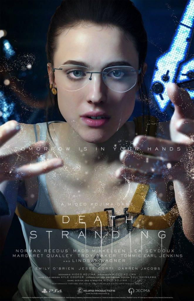 Sony показала геймплей и объявила дату выхода Death Stranding — 8 ноября 7