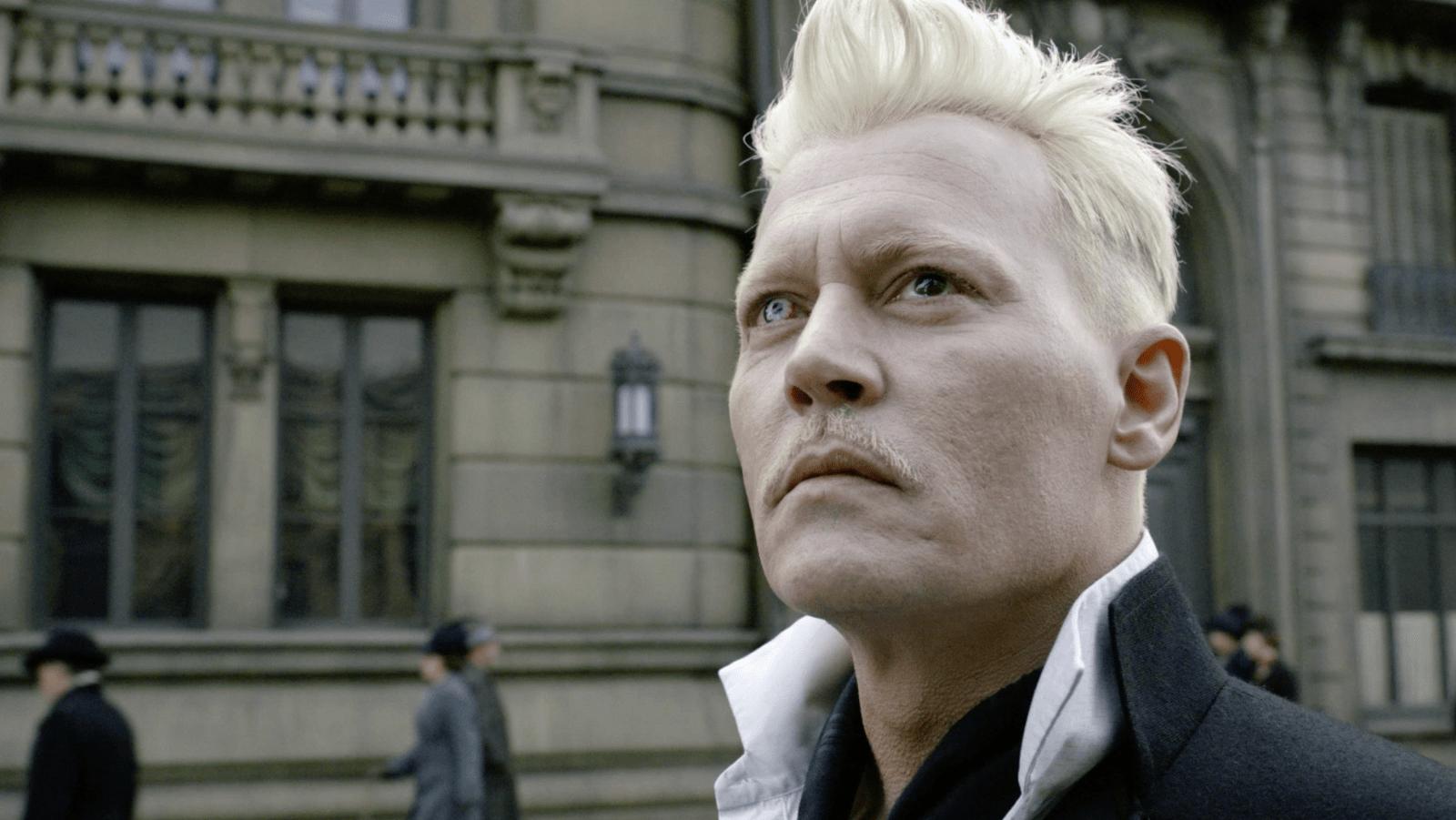 Слух дня: WB всё ещё не обратились к Джонни Деппу по поводу роли Грин-де-вальда в «Фантастических тварях 3»