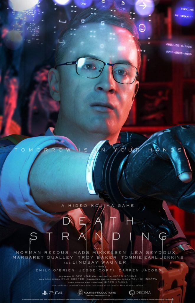 Sony показала геймплей и объявила дату выхода Death Stranding — 8 ноября 8