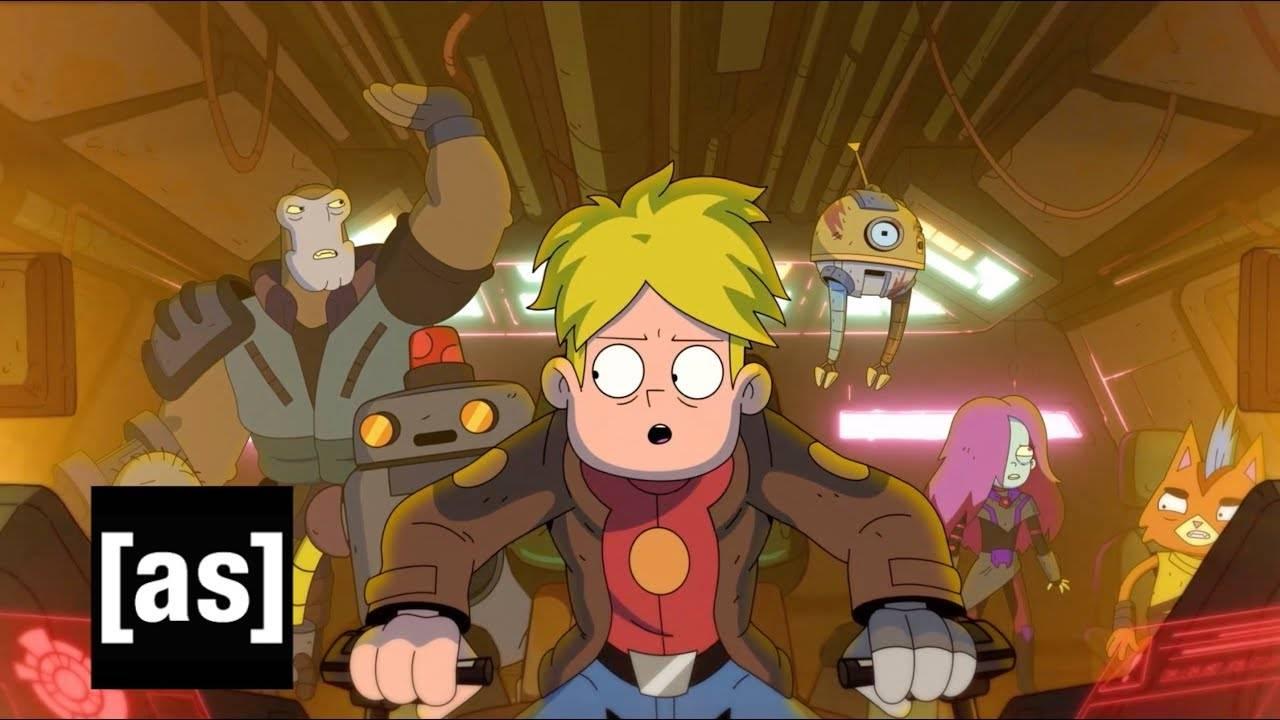 Первый трейлер второго сезона Final Space