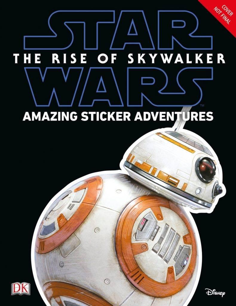 Lucasfilm представила сопутствующие книги к выходу девятого эпизода «Звёздных войн» 10